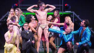 'Rocky Horror Burlesque Show' va a estar en el Reina Victoria, en principio, hasta final de este mes de octubre