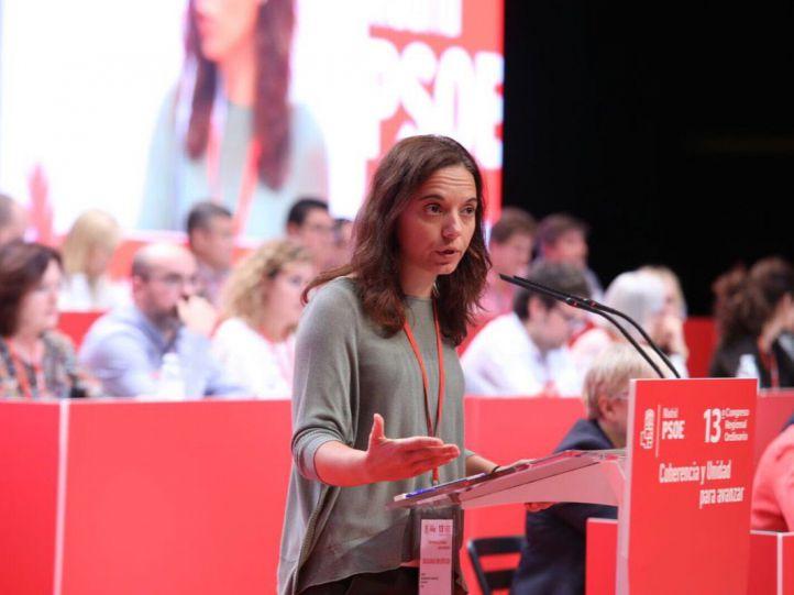 El 82% del PSOE-M aprueba la gestión de la Comisión Ejecutiva Regional