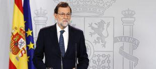 Rajoy cesará a Puigdemont y disolverá el Parlament