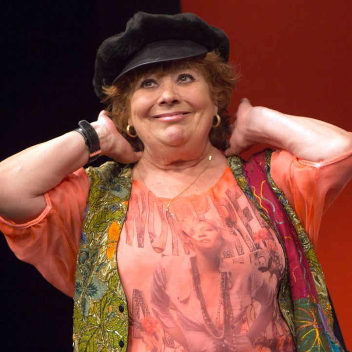 Fallece Luisa Fernanda Gaona, actriz madrileña