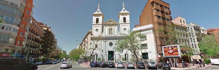 La iglesia de Chamberí, construida por y para los vecinos