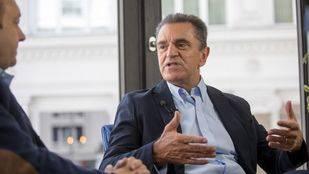 José Manuel Franco, secretario general del PSOE-M