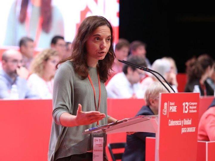 Sara Hernández encabeza la lista de representantes