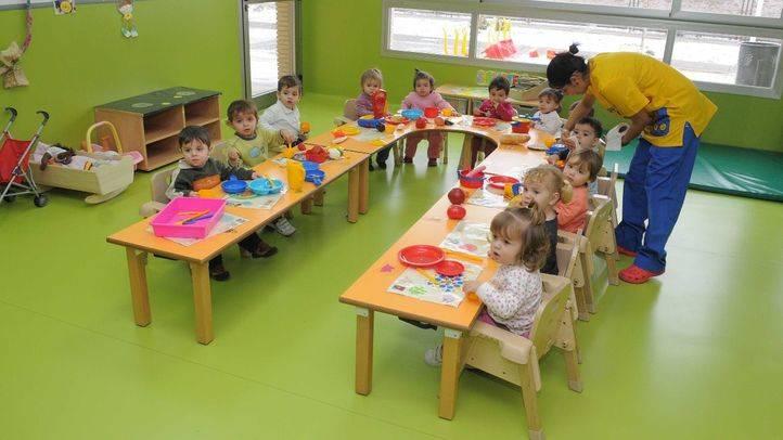 Una nueva escuela infantil, en el barrio del Puerto de Coslada