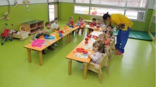 Aula de una escuela infantil