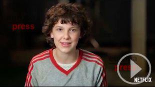 'Eleven', de Stranger Things, revela una escena inédita