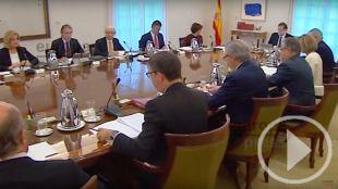 El Gobierno podrá aplicar el 155 tras el pleno del Senado