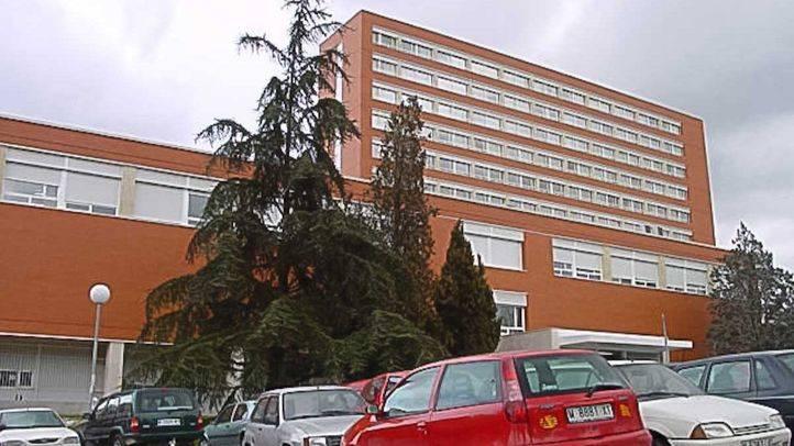 Edificio de la facultad de Filosofia B de la universidad complutense