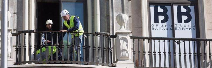 Arrancan las obras del Edificio España