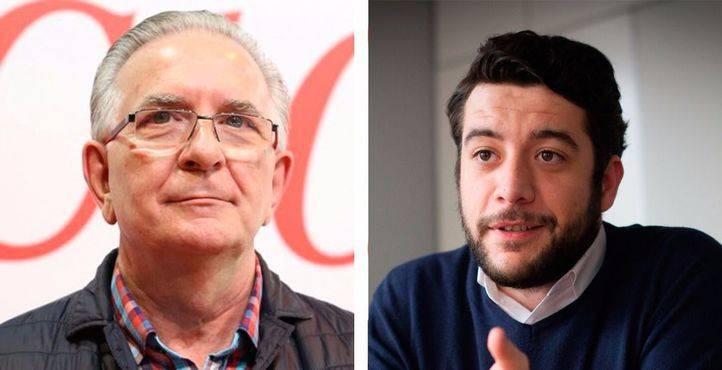 José Ángel Gómez Chamorro y César Zafra, esta tarde en Com.permiso.