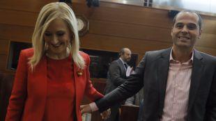 PP y Cs cierran los primeros acuerdos de los Presupuestos