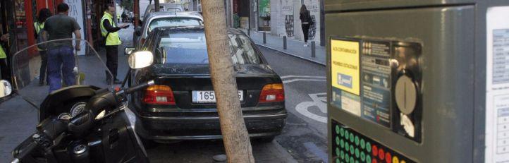 Este miércoles no se podrá aparcar en zona SER