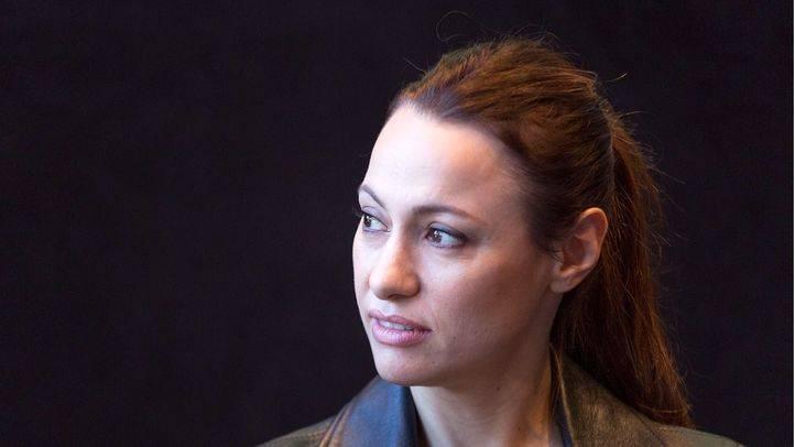 Natalia Verbeke en la presentación del montaje.