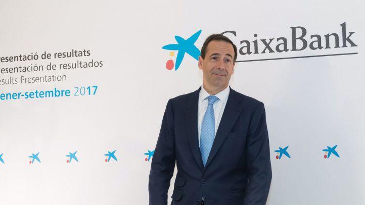 CaixaBank aumenta su beneficio un 53,4%, hasta los 1.488 millones