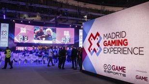 Manos a los mandos: arranca Madrid Gaming Experience