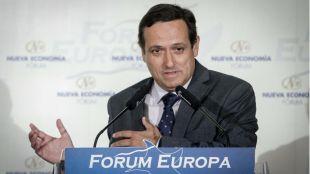 Juan Pablo Lázaro, presidente de CEIM, visita Onda Madrid