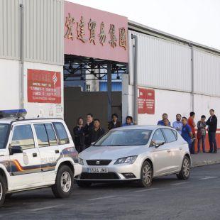 Detenidos decenas de chinos por blanqueo de capital