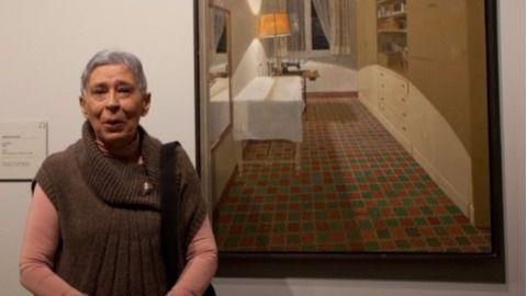 Muere la pintora madrileña Isabel Quintanilla