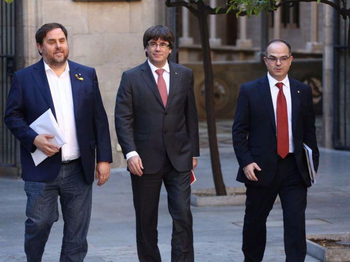 Puigdemont descarta convocar elecciones
