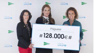 De Izquierda a derecha, Ester Uriol, Gema Ruiz y Marta Montiel.