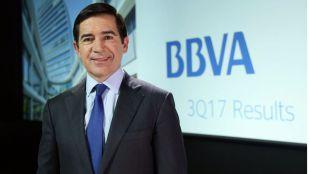 Resultados: BBVA gana €3.449 millones en los primeros nueve meses (+23%)