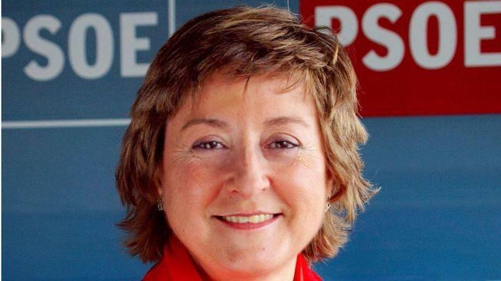 Carmen Barahona, nueva secretaria de Organización