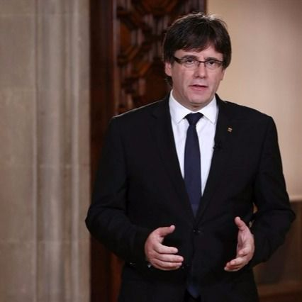 Puigdemont pide