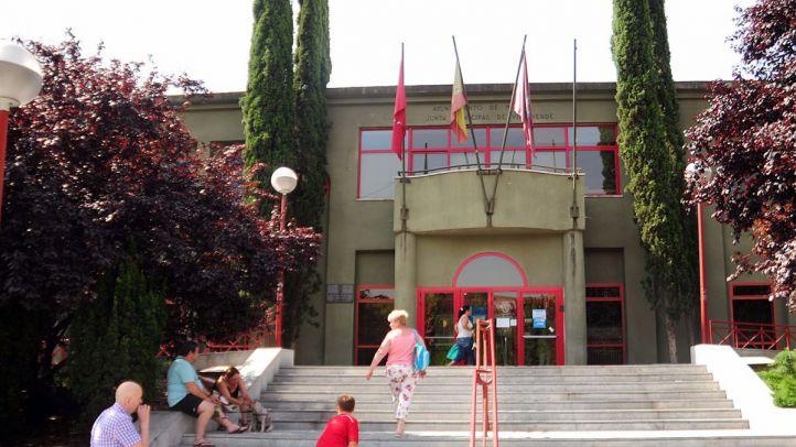 Junta Municipal de Villaverde