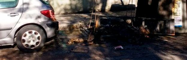 Vecinos denuncian la presencia de ratas en Villaverde