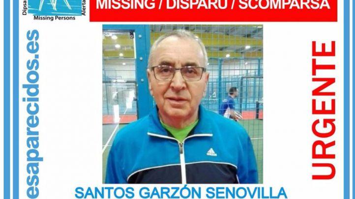 Desaparece un hombre de 68 años en Alonso Cano