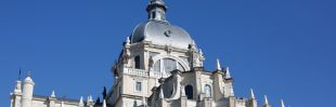El arquitecto liberal que terminó La Almudena