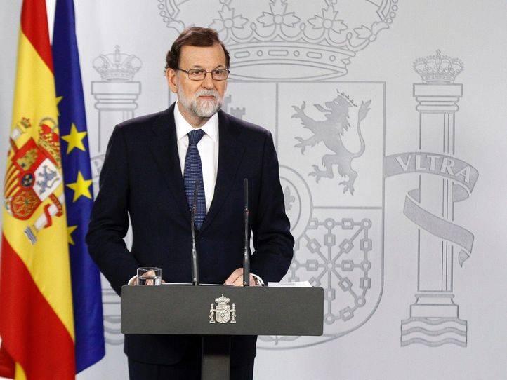 Rajoy cesa al Govern y convoca elecciones el 21 de diciembre