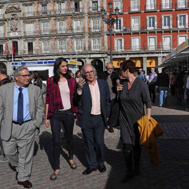Llega la Feria del Libro de Otoño a la Plaza Mayor
