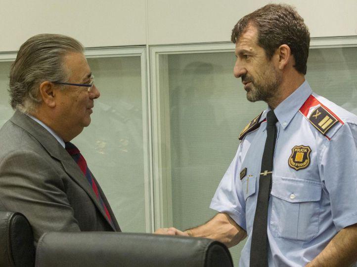 Interior nombra a Ferrán López jefe de los Mossos