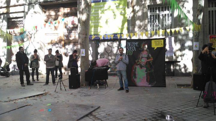 Proceso participativo en el barrio de Sueca