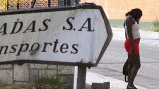 Prostitución en el polígono de Villaverde