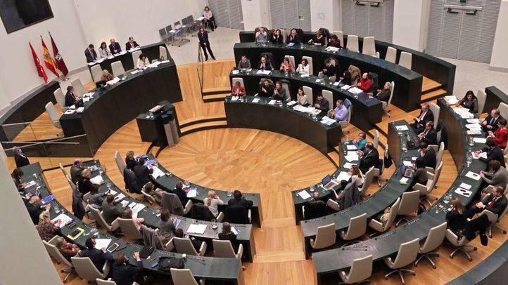 Cataluña, protagonista de una moción en el Pleno en Cibeles