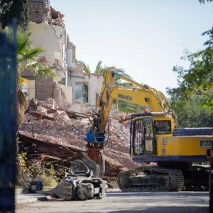 Empieza la reconstrucción de las Damas Apostólicas