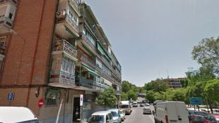 Calle Higueras, en Lucero.
