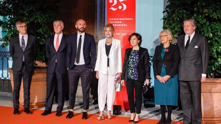 El Thyssen se viste de gala para celebrar sus 25 años