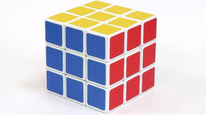 Los cubos de Rubik