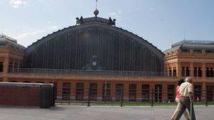 Las obras en Atocha Cercanías se realizarán por la noche
