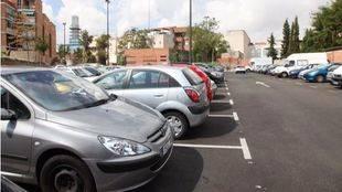 Cuatro Vientos, lugar elegido para crear aparcamientos disuasorios