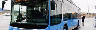 Refuerzo de hasta el 200% en los autobuses
