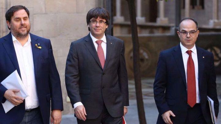 El 'procés' soberanista entra este lunes en una nueva y tensa fase: la judicial