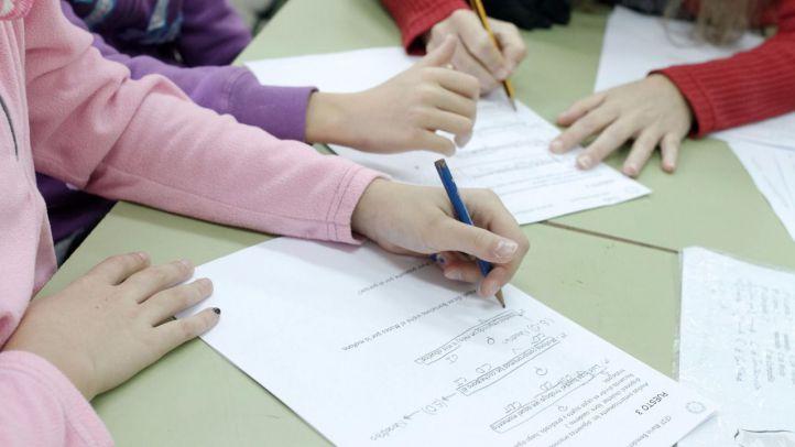 Los recortes en Educación no se recuperarán hasta 2025, según el PSOE