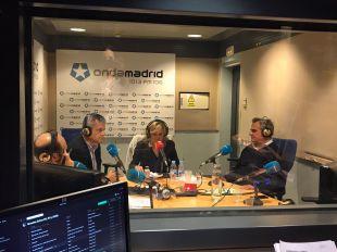 Narciso de Foxá y David Lucas en Com.Permiso, de Onda Madrid.