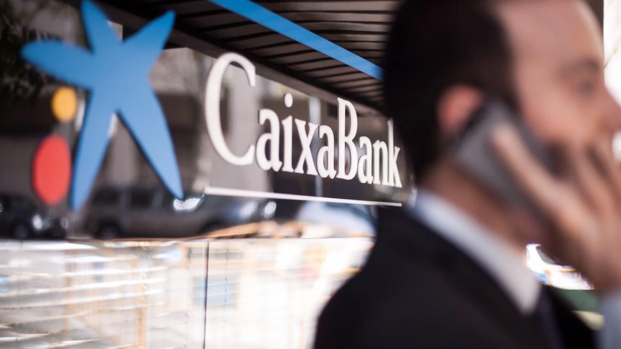 Caixabank primer banco que incorpora el reconocimiento for Oficinas caixabank madrid