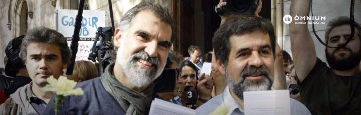 La Audiencia Nacional mantiene en prisión a los Jordis