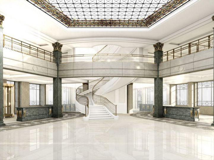 El lujo se instalará en Centro Canalejas en 2019